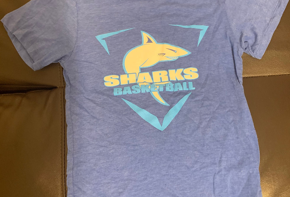 Sharks Short Sleeve