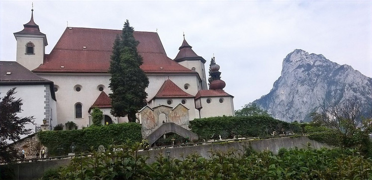 Kirche Maria Krönung, Traunkirchen / 1630