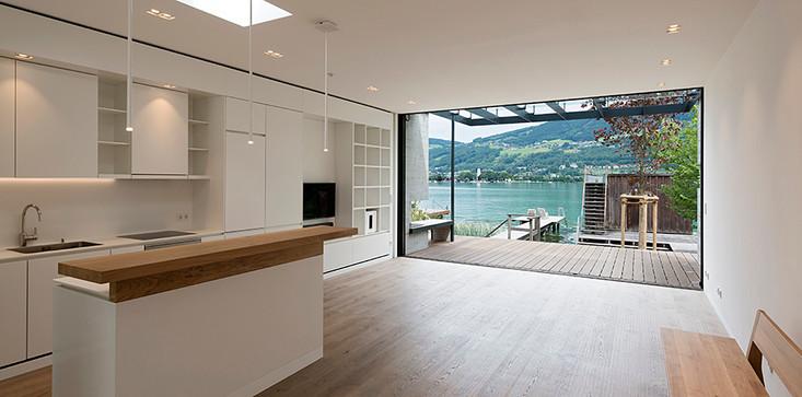 Badehaus Familie B., Mondsee / Architekten Luger & Maul, 2017
