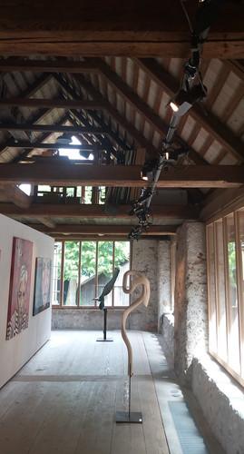 Galerie Erlas Innenraum, Traunkirchen