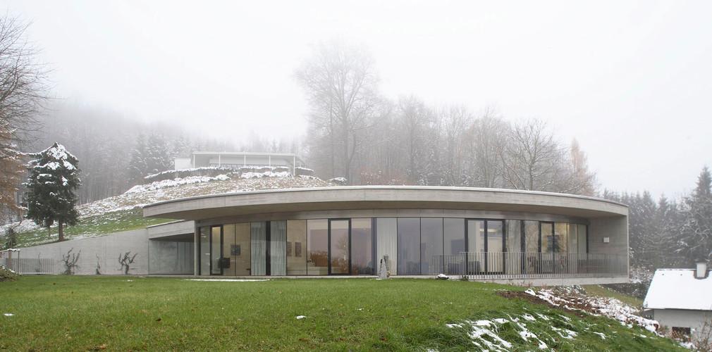 Haus F., Litzlberg / Luger & Maul, 2007