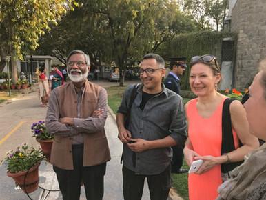 Anupam Bansal, Delhi