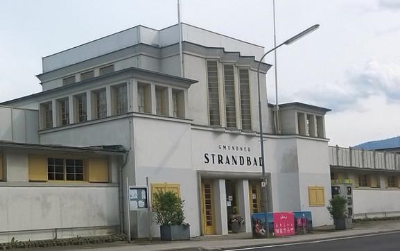 Strandbad Gmunden / Franz Gessner, 1927