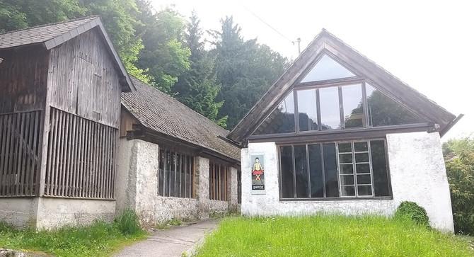 Galerie Erlas (in der ehemaligen Klosterwerkstatt für Altäre, 1633) Restaurierung,  und Umbau / Erlas Creativ GmbH, 2003