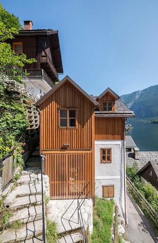 Wohnhaus Dr. R und Dr. P., Hallstatt /  Architekten Luger & Maul, 2017