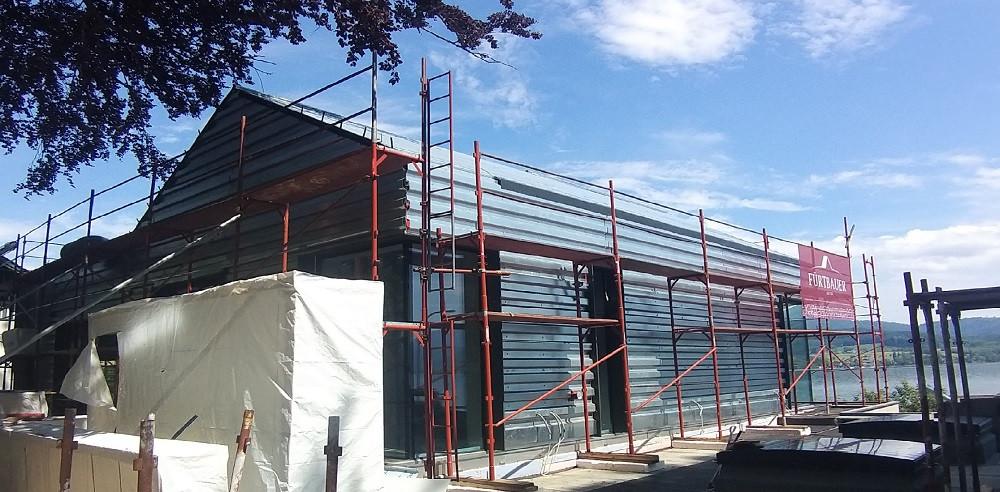 Haus Fürtbauer / Feichtinger Architekturbüro, 2020