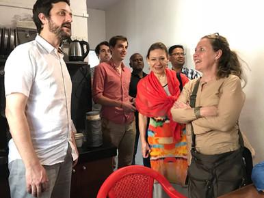 Urbz ofice, Mumbai und Andrea Seidling.j