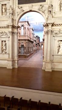 Teatro Olimpico Vicenza_Palladio