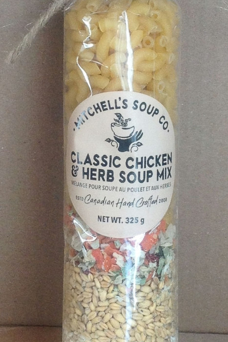 Mitchell's Soup Co.  Classic Chicken & Herb Soup Mix