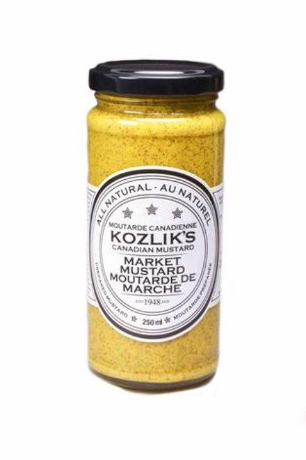 Kozlik's Market Mustard
