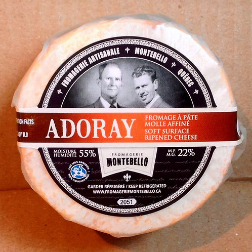L'Adoray Soft Surface Ripened Cheese
