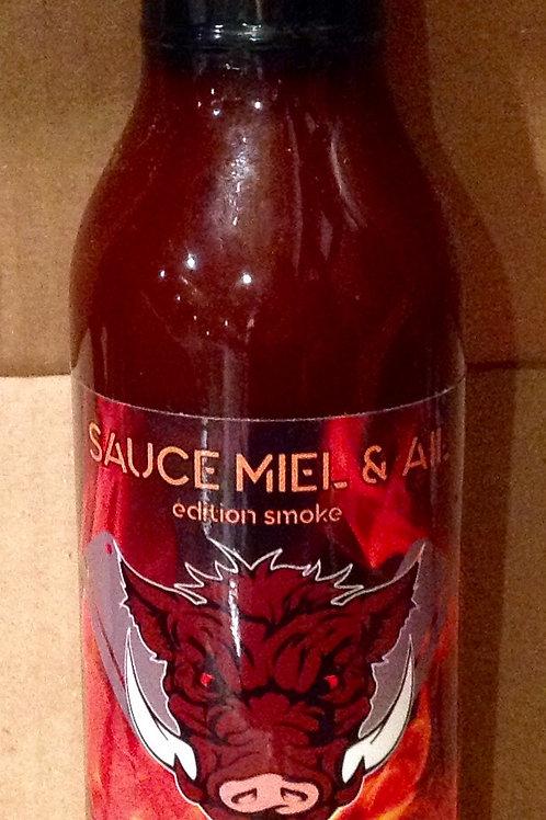 Maverick Honey Garlic BBQ Sauce