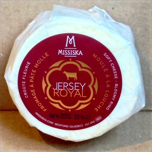 Jersey Royal 10-Day-Ripened Soft Cheese
