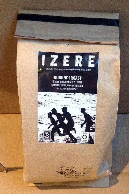 Izere Coffee Burundi Roast