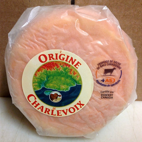 L'Origine de Charlevoix