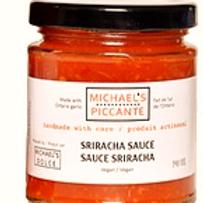 Michael's Dolce Siracha Sauce