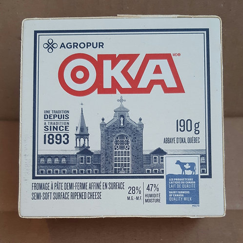 Oka Cheese from Agropur Dairy Cooperative