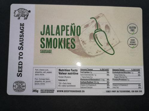 Jalapeno Cheddar Smokies