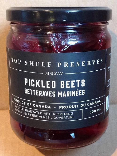 Top Shelf Preserves Pickled Beets