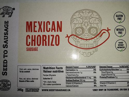 Mexican Chorizo Sausage