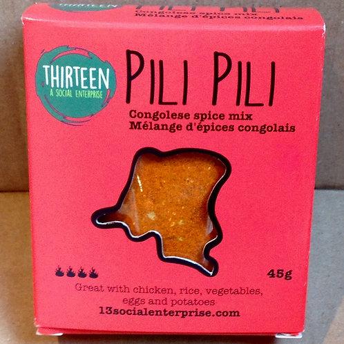 Pili Pili Congolese Spice Mix