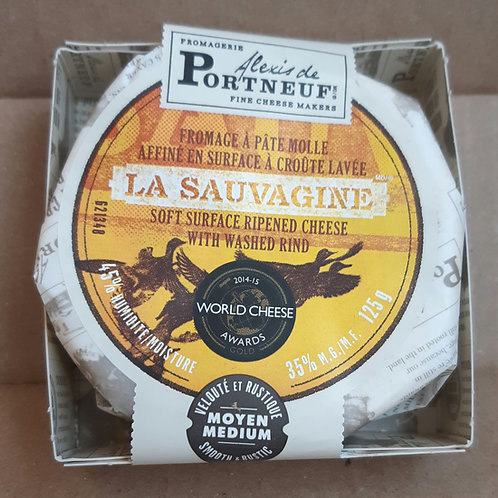La Sauvagine Soft Surface Ripened Cheese