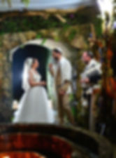 Jewish vineyard wedding