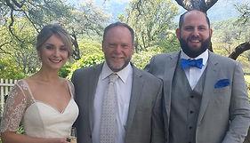 Napa destination wedding Rabbi