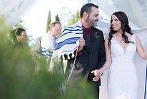Jewish wedding Sonoma Vintners Inn