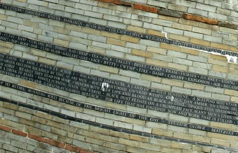 amman miners memorial