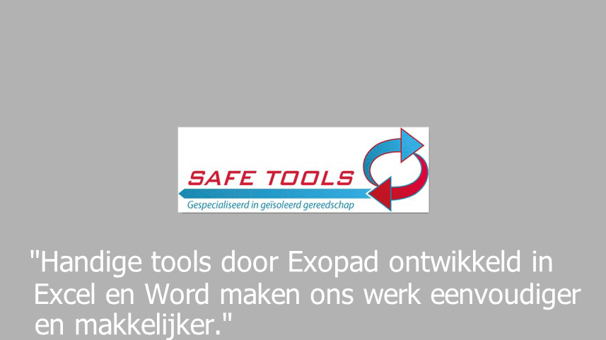 Safe Tools