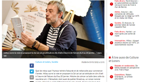 [Revue de presse] Centre presse Aveyron 03/01/21