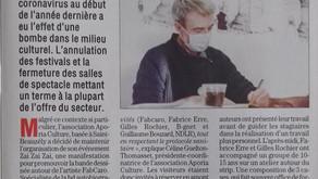 [Revue de presse] Journal de Millau 14/01/2021