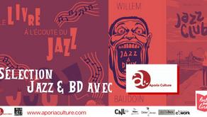 Sélection Jazz & BD
