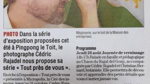 [Revue de presse] Le Journal de Millau sur Cédric Rajadel