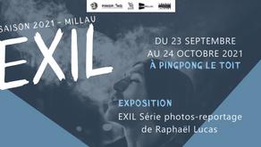 [EXIL #2] Exposition photos de Raphaël Lucas