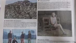 [Revue de presse] Midi libre sur Raphaël Lucas
