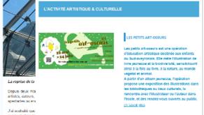 Dans la newsletter d'Aveyron Culture