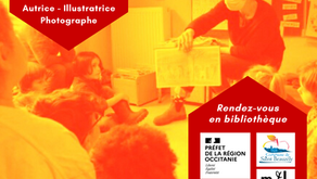 3 auteurs toute la journée à Saint-Beauzély