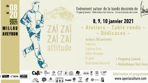 Programme du 8 au 10 janvier 2021