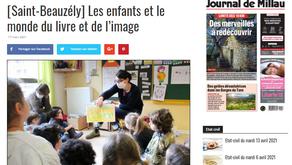 [Revue de presse] Le journal de Millau 17/03/21