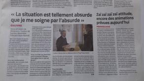 [Revue de presse] Midi Libre 10/01/2021