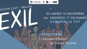 [EXIL #4] Autour de l'exposition L'Odyssée d'Hakim