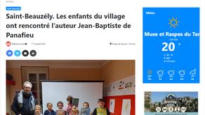[Revue de presse] Retour du millavois.com sur la rencontre à Saint-Beauzély