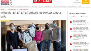 [Revue de presse] Midi libre 05/01/21