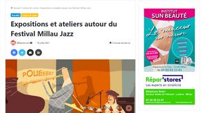 [Revue de presse] Jazz & Merveilles sur millavois.com