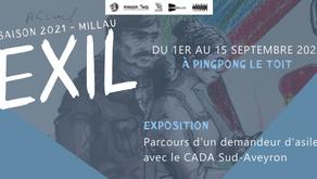[EXIL #1] Expo Parcours d'un demandeur d'asile