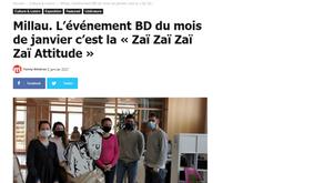 [Revue de presse] Millavois.com 05/01/21