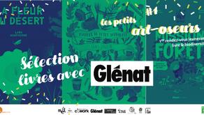 Les petits art-oseurs avec Glénat