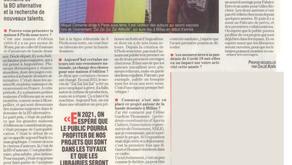 [Revue de presse] Le Journal de Millau 31/12/2020